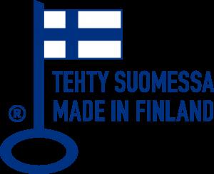 Avainlippu / Tehty Suomessa / Made in Finland